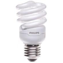 Ampoule basse consommation Philips E27/12W/230V 2700K