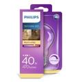 Ampoule dimmable LED VINTAGE Philips E27/5,5W/230V 2700K