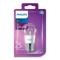 Ampoule LED E27/4W/230V 2700K - Philips