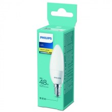 Ampoule LED Philips E14/6W/230V 2700K