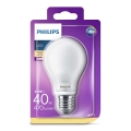 Ampoule LED Philips E27/4,5W/230V 2700K