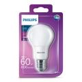 Ampoule LED Philips E27/8W/230V 2700K
