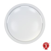 APLED - Plafonnier LED LENS R TRICOLOR LED/12W/230V IP41 825lm