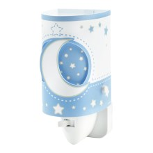 Applique murale LED enfant BLUE MOON LED/0,5W