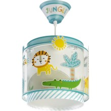 Dalber D-76112 - Suspension pour enfant MY LITTLE JUNGLE 1xE27/60W/230V
