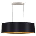 Eglo 31611 - Hanglamp aan koord MASERLO 2xE27/60W/230V