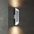 Eglo 54604 - LED Wandlamp voor buiten AGOLADA 2xLED/3,7W/230V IP44