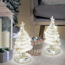 Eglo 75264 - Décoration de Noël LED Sapin LED/1,95W 24 cm