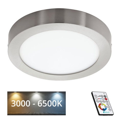 Eglo 78769 - LED Plafondlamp dimbaar TINUS 1xLED/21W/230V