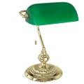 Eglo 90967 - BANKER lampe de table E27/60W/230V