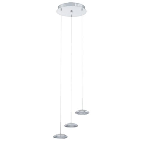 Eglo 92785 - Lustre LED TARUGO 3xLED/4,5W/230V