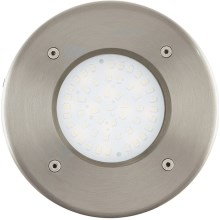 Eglo 93482 - Spot encastrable dans le sol LAMEDO LED/2,5W/230V IP65