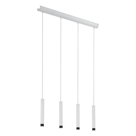 Eglo 93797 - Suspension LED RAPARO 4xLED/5W/230V