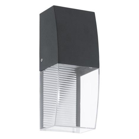 Eglo 95992 - Applique murale LED extérieure SERVOI LED/3,7W IP44
