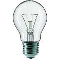 Gloeilamp professioneel CLEAR A55 E27/25W/230V
