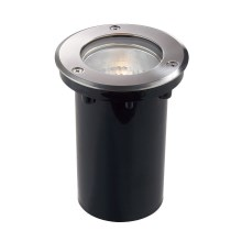 Ideal Lux - Spot encastrable dans le sol 1xE27/60W/230V IP67