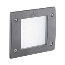 Ideal Lux - Spot extérieur à encastrer 1xGX53-LED/3W/230V IP66