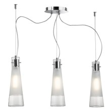 Ideal Lux - Suspension 3xE27/60W/230V