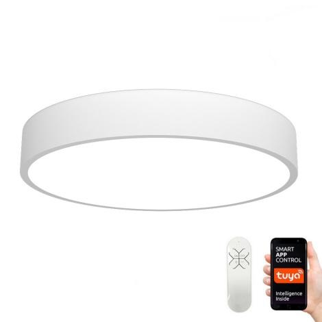 Immax NEO 07028L - LED Plafondlamp dimbaar RONDATE LED/65W/230V + AB Tuya