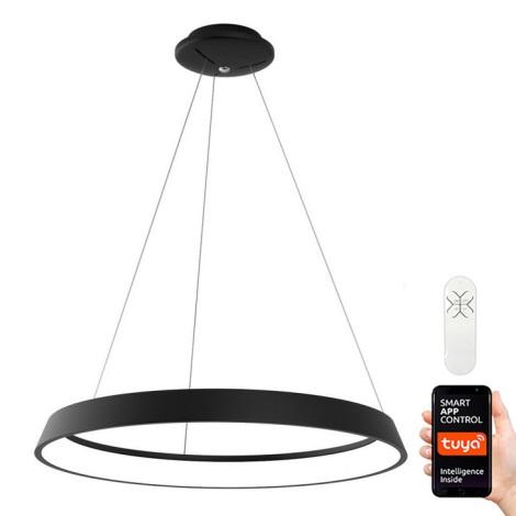 Immax NEO - LED Hanglamp aan koord dimbaar LIMITADO LED/39W/230V 60 cm zwart Tuya