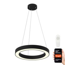 Immax NEO - Suspension dimmable LED avec fil PASTEL LED/52W/230V 60 cm noir