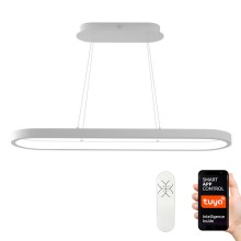 Immax NEO - Suspension LED à intensité modulable avec fil HIPODROMO LED/42W/100-240V 30x120 cm