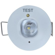 Lampe de secours LED GATRION LED/1W/230V
