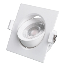 LED Inbouwlamp LED/7W/230V