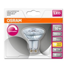 LED Lamp dimbaar SUPERSTAR GU10/5,5W/230V 2700K - Osram