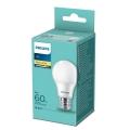 LED Lamp Philips A60 E27/8W/230V 2700K