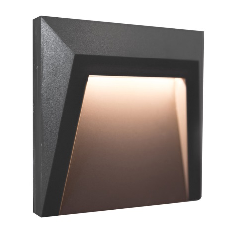LED Trap verlichting voor buiten HOLDEN LED/1,5W/230V IP65