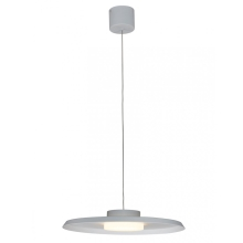 LEDKO 00446 - Suspension LED LED/11W/230V blanc