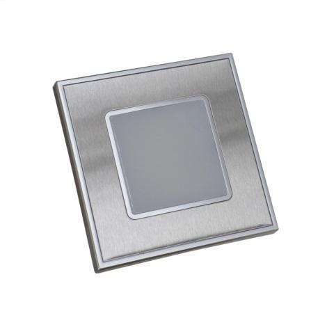 Luxera 48303 - Applique murale LED d'escalier 16xLED/1W/230V