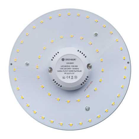 Module LED/15W/230V