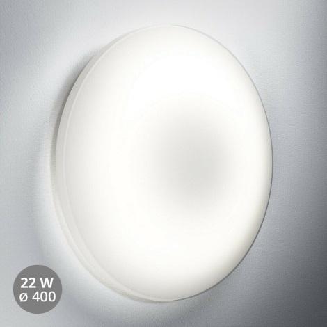 Osram - Luminaire LED extérieur avec détecteur SILARA LED/22W/230V IP44