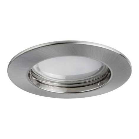 Paulmann 92826 - Spot encastrable LED salle de bain COIN 1xLED/7W/230V IP44