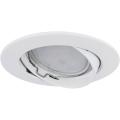 Paulmann 92830 - Spot encastrable LED salle de bain COIN 1xLED/7W/230V