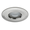 Paulmann 92848 - Spot encastrable LED salle de bain COIN 1xLED/7W/230V IP65