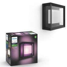 Philips 17438/30/P7 -  Applique murale LED RGB extérieure HUE ECONIC LED/15W/230V IP44