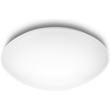 Philips 31801/31/16 - plafonnier LED SUEDE 1xLED/12W/230V