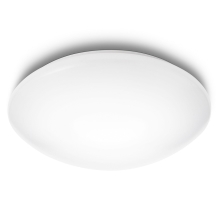 Philips 31801/31/EO - plafonnier LED MYLIVING SUEDE LED/9,6W/230V