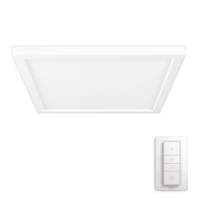 Philips 32161/31/P5 - LED Panneau plafonnier à intensité modulable HUE AURELLE LED/28W/230V