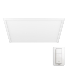 Philips 32162/31/P5 - LED Panneau plafonnier à intensité modulable HUE AURELLE LED/55W/230V