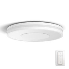 Philips 32610/31/P7 - Plafonnier LED à intensité modulable BEING HUE LED/32W/230V