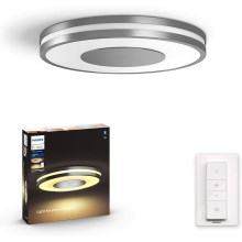 Philips 32610/48/P6 - LED Plafondlamp dimbaar HUE BEING LED/27W/230V + afstandsbediening