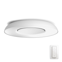 Philips 32613/31/P7 - Plafonnier LED à intensité modulable STILL HUE LED/32W/230V