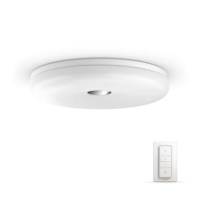 Philips 33064/31/P7 - Luminaire LED salle de bain à intensité variable HUE STRUANA LED/32W