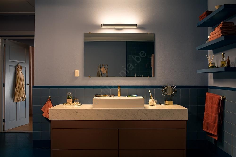 Philips 34351/11/P7 - Éclairage LED de miroir salle de bain HUE ADORE  LED/40W/230V
