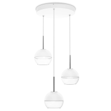 Philips 37167/31/16 - Suspension LED ARAGO 3xLED/4,5W/230V