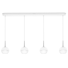 Philips 37168/31/16 - Suspension LED ARAGO 4xLED/4,5W/230V